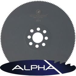 Zaagblad HSS alpha 250 x 2...